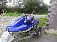 Yamaha Yamaha Wave Runner GP800, 2001