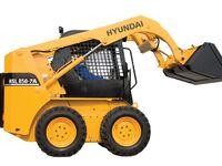 Hyundai HSL 850- 7A , 2012
