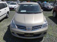Nissan Tiida Latio, 2012