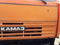 КамАЗ 55111 (6х4), 2008