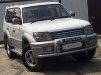 Toyota Land Cruiser Prado, 2000