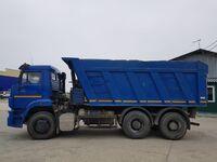 КамАЗ 6520 (6х4), 2015