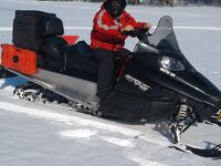 Arctic Cat Bearcat 570 XT, 2014