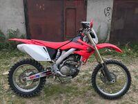 Honda CRF250, 2005