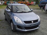 Suzuki Swift, 2014