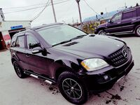 Mercedes-Benz ML350, 2006