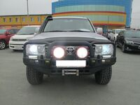 Toyota Land Cruiser, 2007