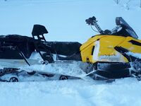 BRP BRP Tundra LT 550F, 2012