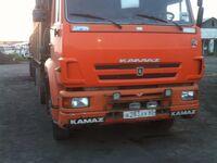 КамАЗ 6520 (6х4), 2007