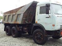 КамАЗ 55111 (6х4), 2001