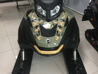 BRP 69 YETI ARMY 600 E-TEC, 2016