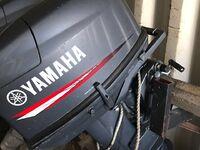 Yamaha 25BMHL, 2016