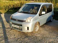 Honda Mobilio, 2004