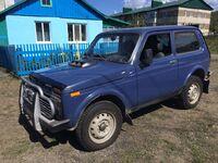 ВАЗ 2121 Нива, 2006