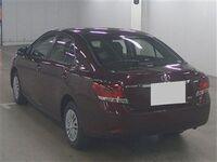 Toyota Allion, 2016