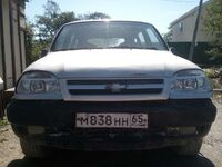 ВАЗ Chevrolet Niva, 2005