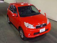 Daihatsu Be-Go, 2011