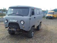 УАЗ 396254, 2007