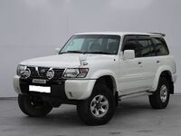 Nissan Safari, 1998