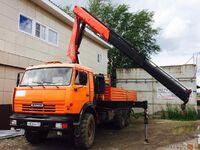 КамАЗ 43118 (6x6), 2013