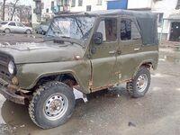 УАЗ 469, 2003