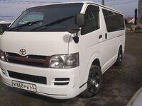 Toyota Hiace, 2004
