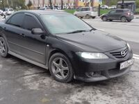 Mazda Atenza Sedan, 2004