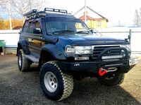 Toyota Land Cruiser, 1996