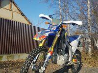 Yamaha WR, 2013