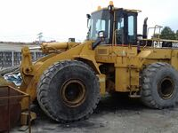Caterpillar CAT-966F, 1998