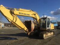 New Holland KOBELCO E215B, 2008