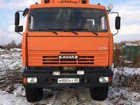 КамАЗ 43118 (6x6), 2008
