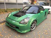 Toyota Mr-S, 2000
