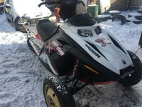 BRP Ski-Doo Summit SP 154 800R E-Tec, 2007