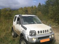 Suzuki Jimny Wide, 2000