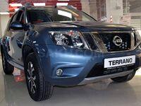 Nissan Terrano, 2017