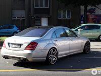 Mercedes-Benz S500, 2007