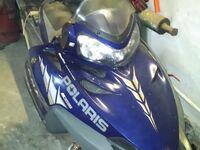 Polaris 900 RMK 166 , 2006