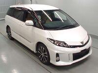 Toyota Estima, 2015