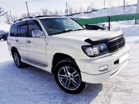 Toyota Land Cruiser, 2000