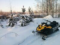 BRP Ski-Doo Tundra WT 550, 2014