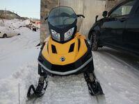 BRP  Ski Doo Tundra 550F LT, 2011