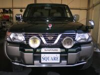 Nissan Safari, 2001