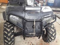 Polaris SPORTSMEN 800 EFI FORESTER, 2013