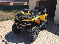 Stels ATV 800G Guepard, 2015