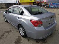 Subaru Impreza, 2012