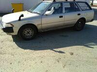 Toyota Corolla Wagon, 1990