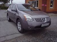 Nissan Rogue, 2009