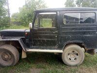 Mitsubishi Jeep, 1980