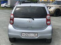 Toyota Passo, 2010